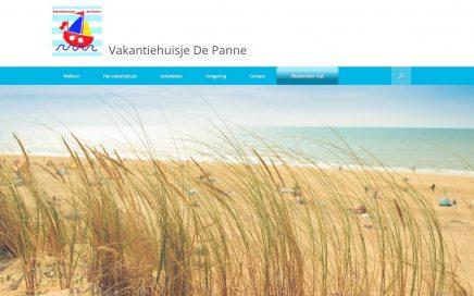 Portfolio: Vakantiehuisje De Panne